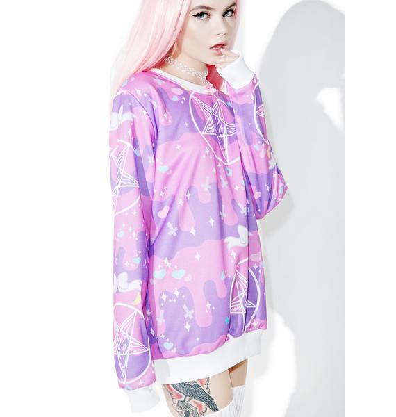 Pentagram Princess Sweatshirt