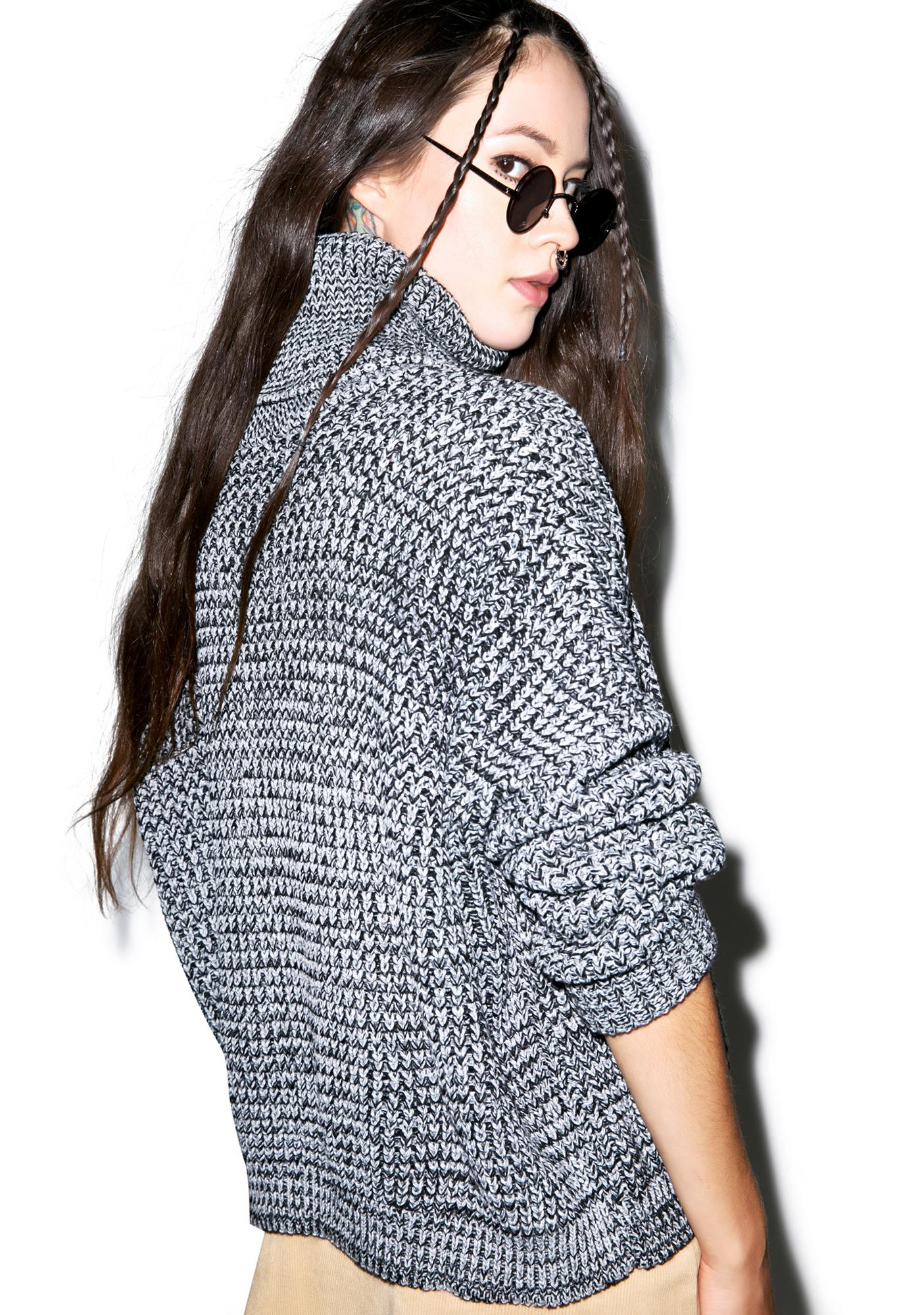 Glamorous So Heated Turtleneck Sweater