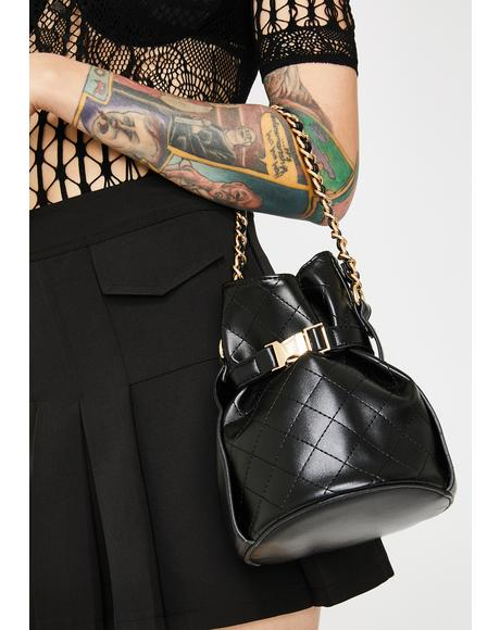 Big Spender Quilted Handbag
