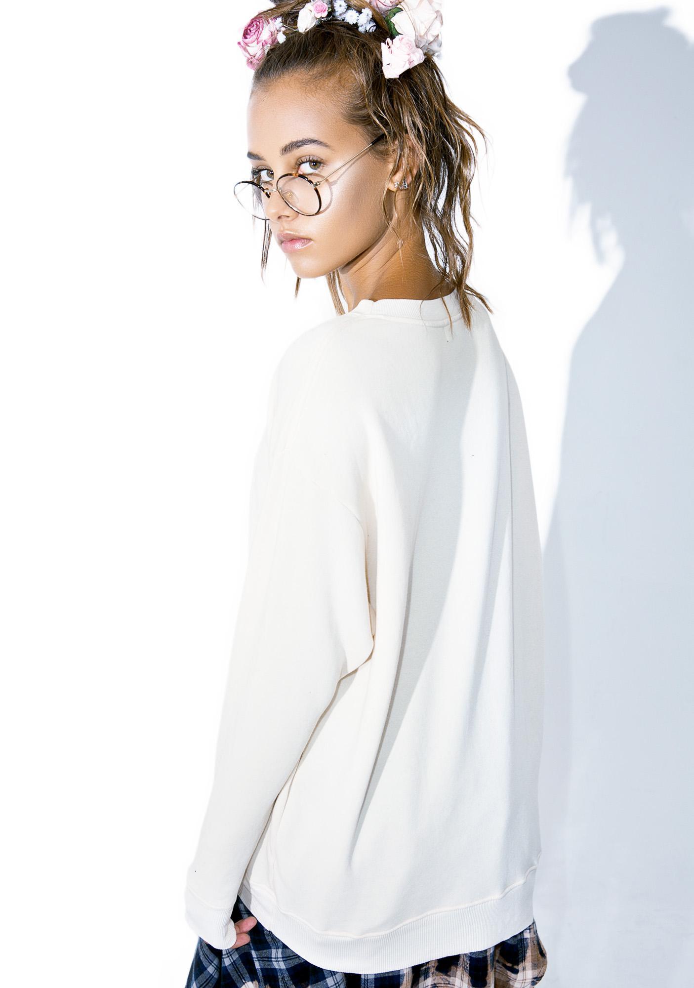 Wildfox Couture Feeling Ruff Roadtrip Sweater