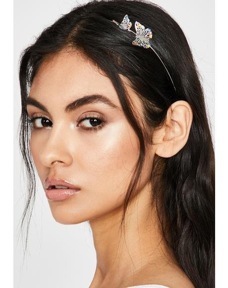 Most Mystical Butterfly Headband