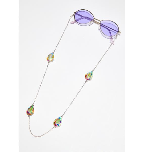Drippin' In Jewelz Sunglass Chain