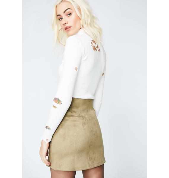 Glamorous Not Prissy Skirt