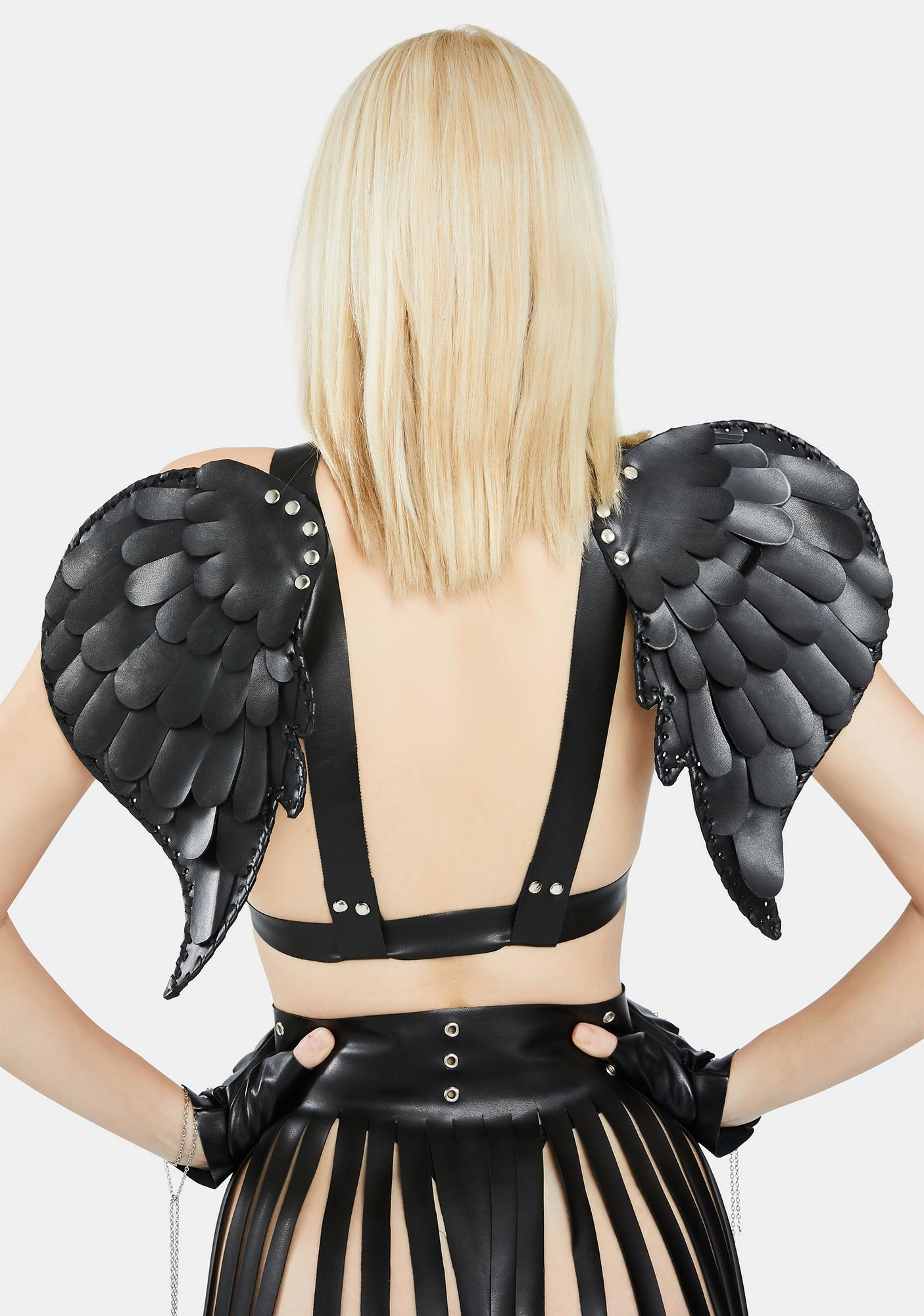 Daisy Corsets Angel Wings Corset