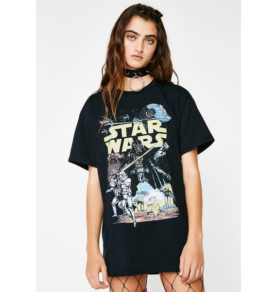 The Dark Side Graphic Tee