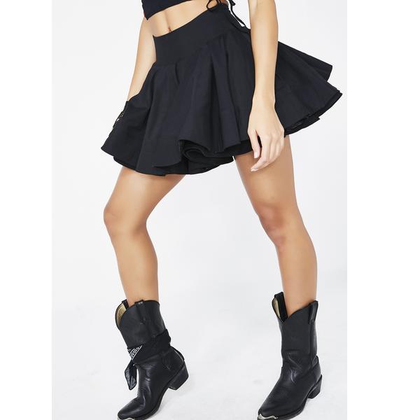 Kiki Riki Hoedown Hottie Mini Skirt