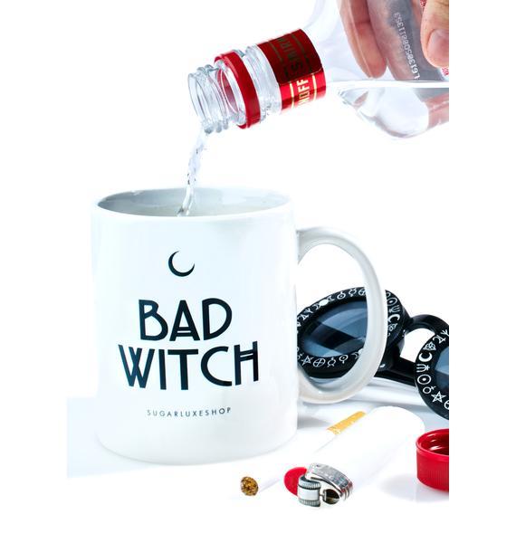 SugarLuxeShop Hex Queenz Coffee Mug