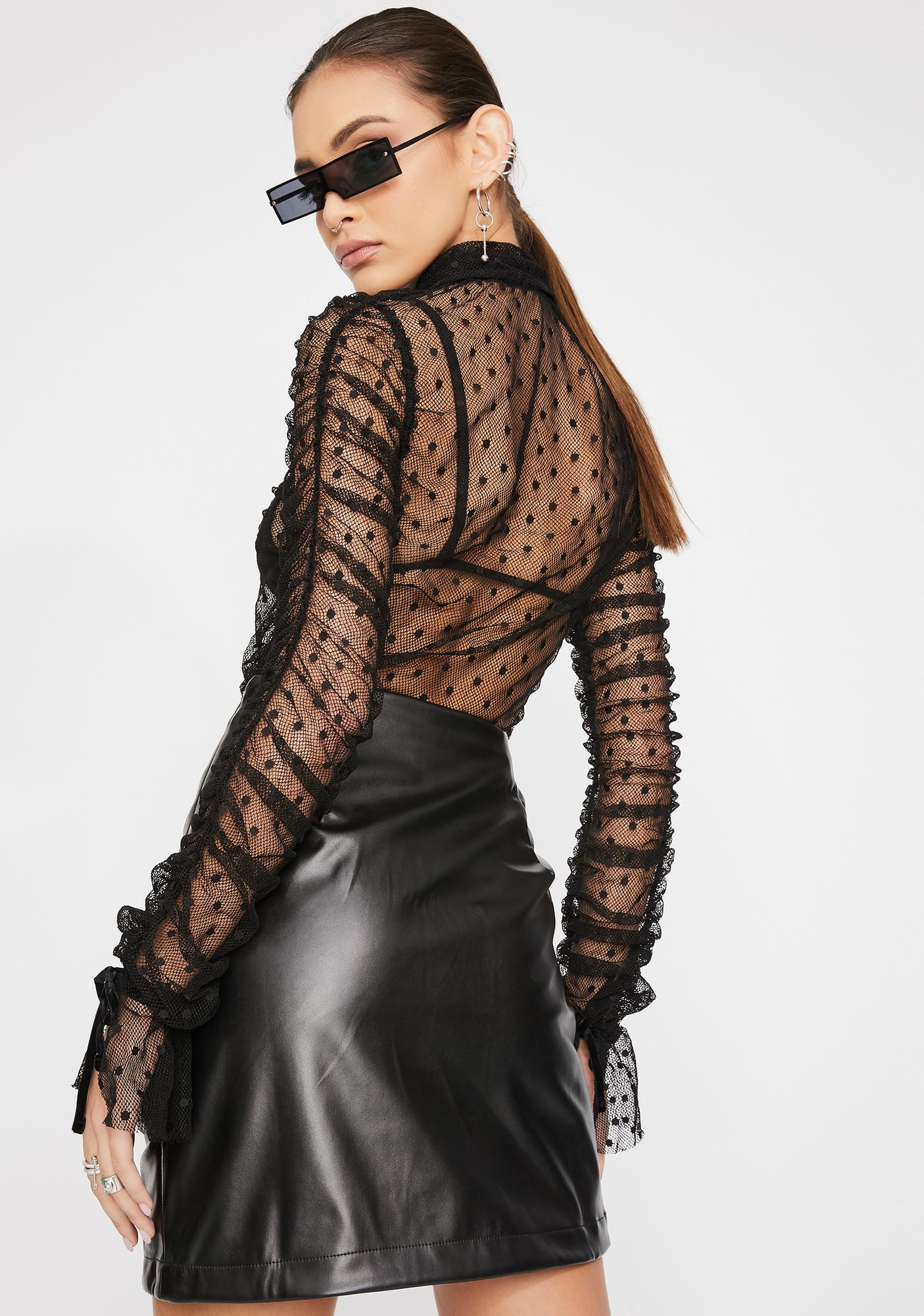 STEELE Liv Ruched Skirt