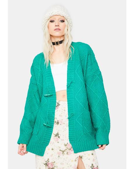 Next Level Gains Knit Cardigan