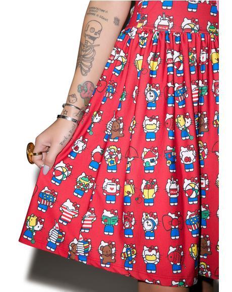 All My Favorite Things Dress