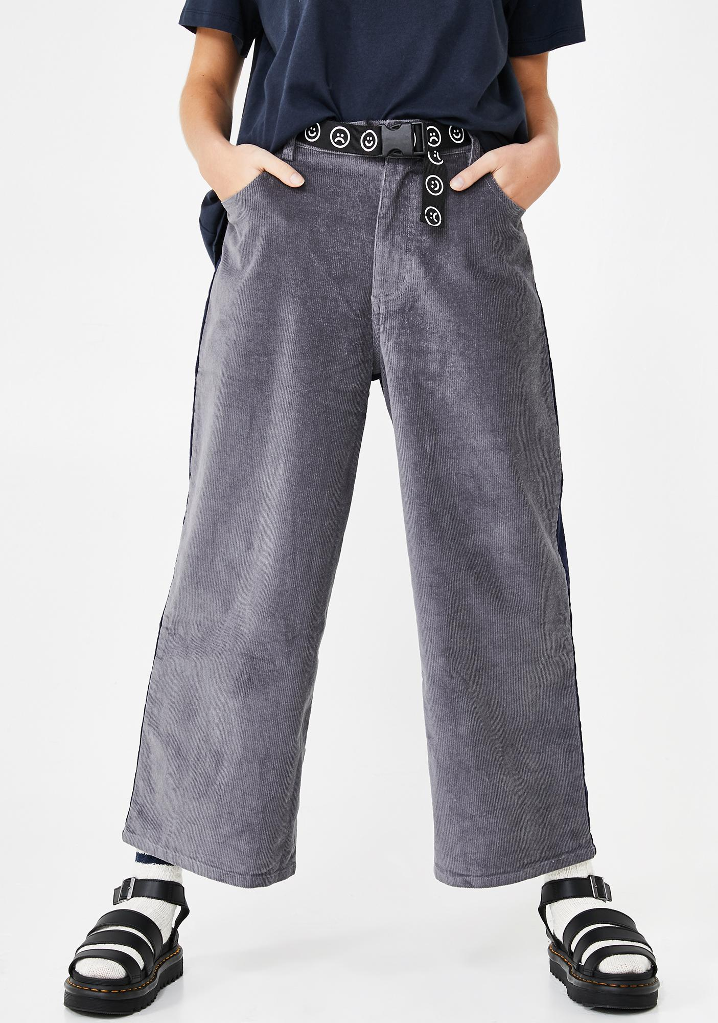 Lazy Oaf Two Halves Corduroy Pants