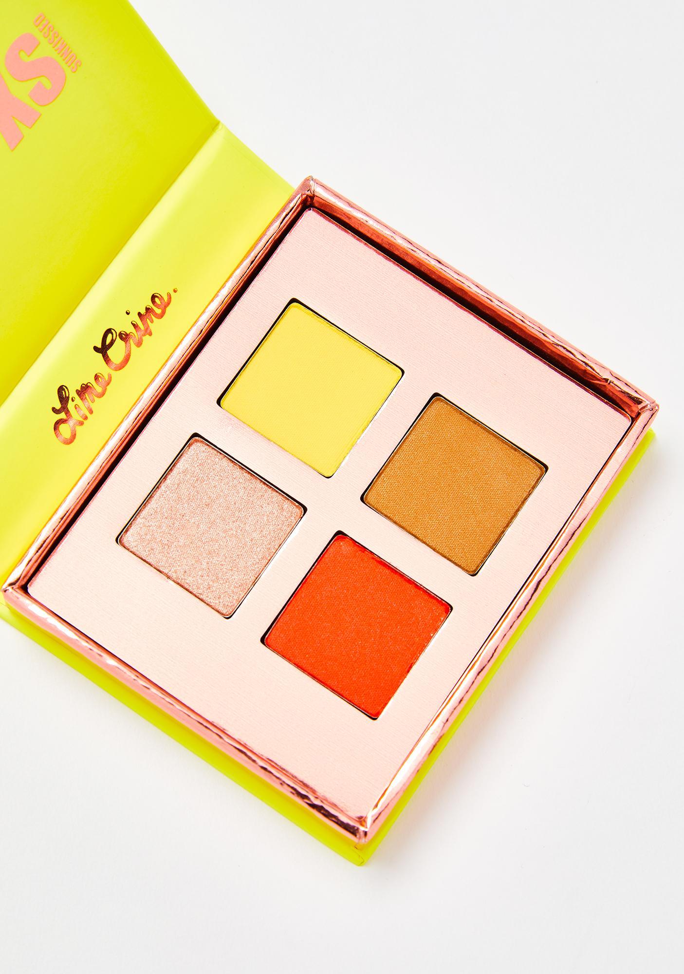 Lime Crime Venus XS Sunkissed Eyeshadow Palette