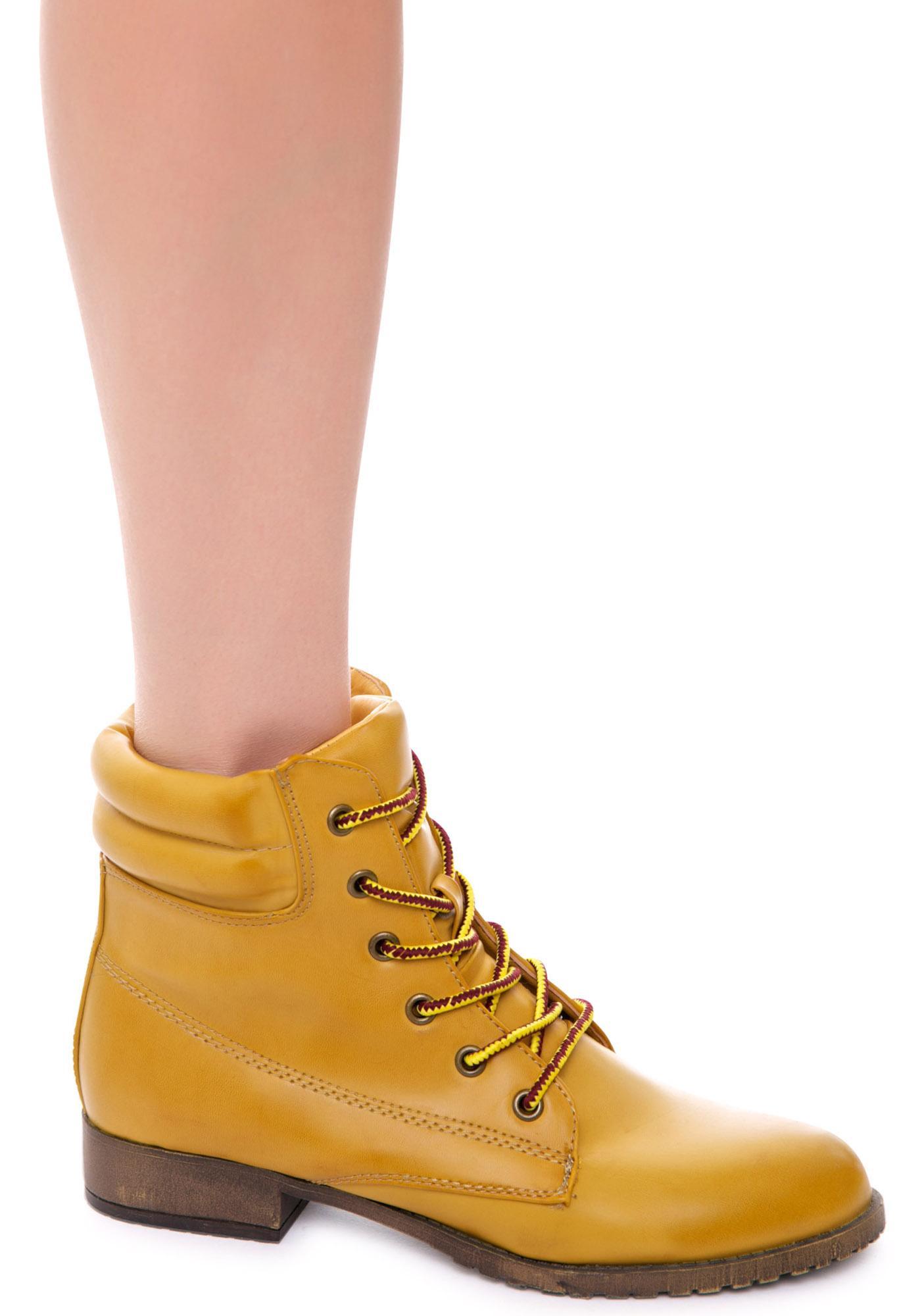 Cedar Booties