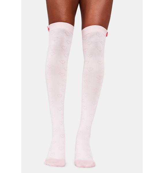 Deep In Luv Knee Socks