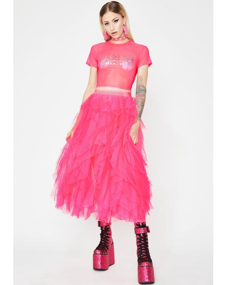 Pixie Dreams Tulle Skirt