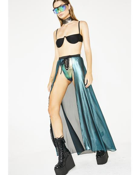 Mercury Merbabe Maxi Skirt