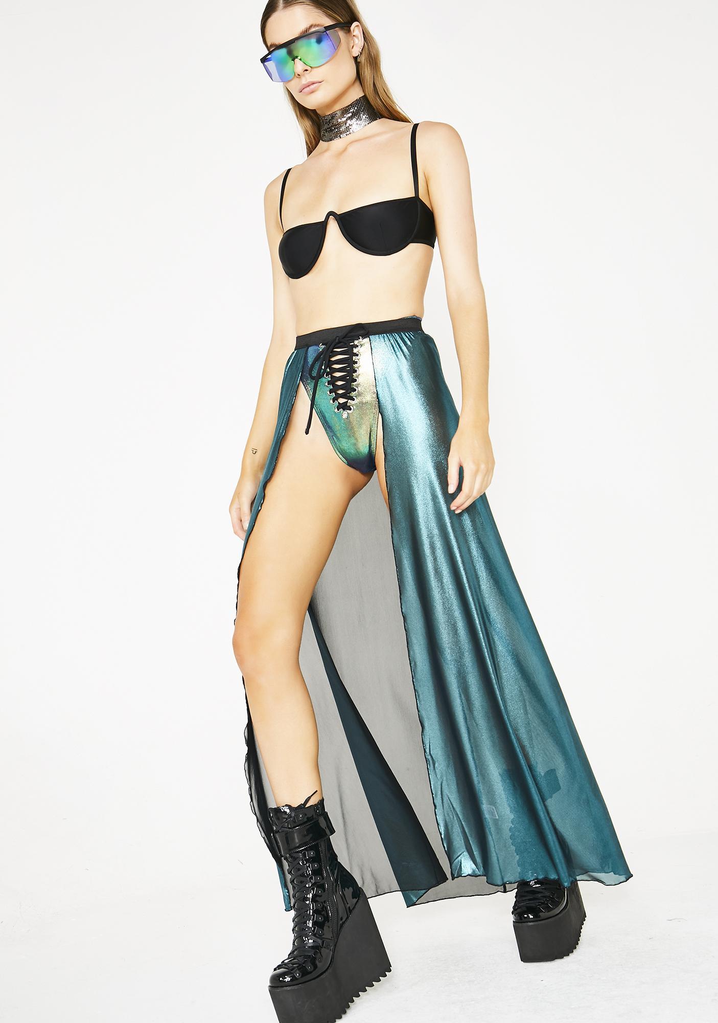 Club Exx Mercury Merbabe Maxi Skirt