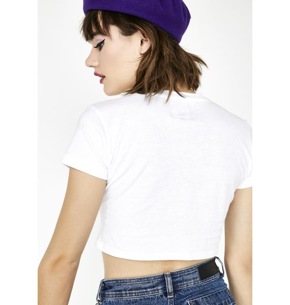 Untitled & Co Boys R Sus Cropped Tee