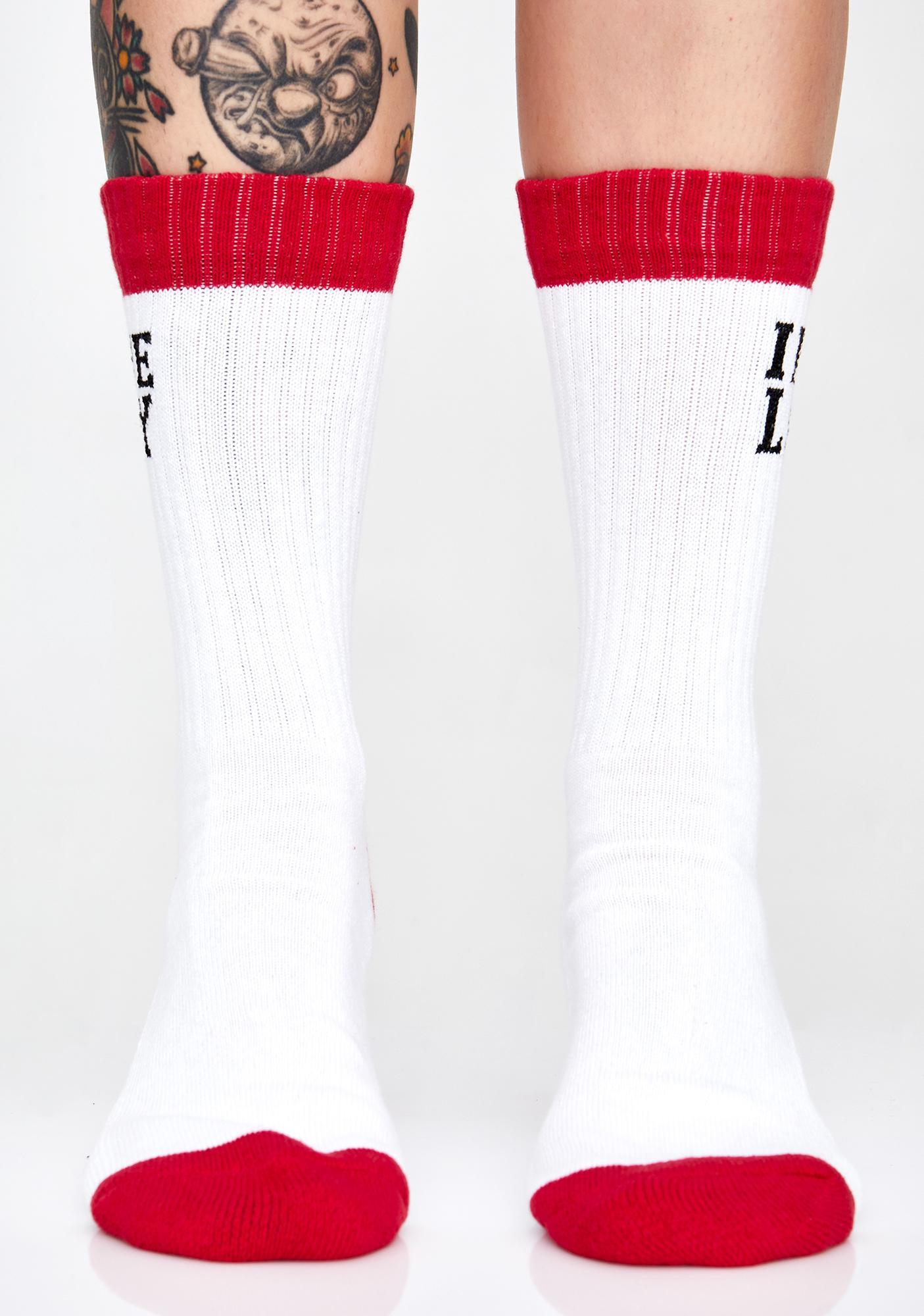 Lazy Oaf Love Lazy Socks