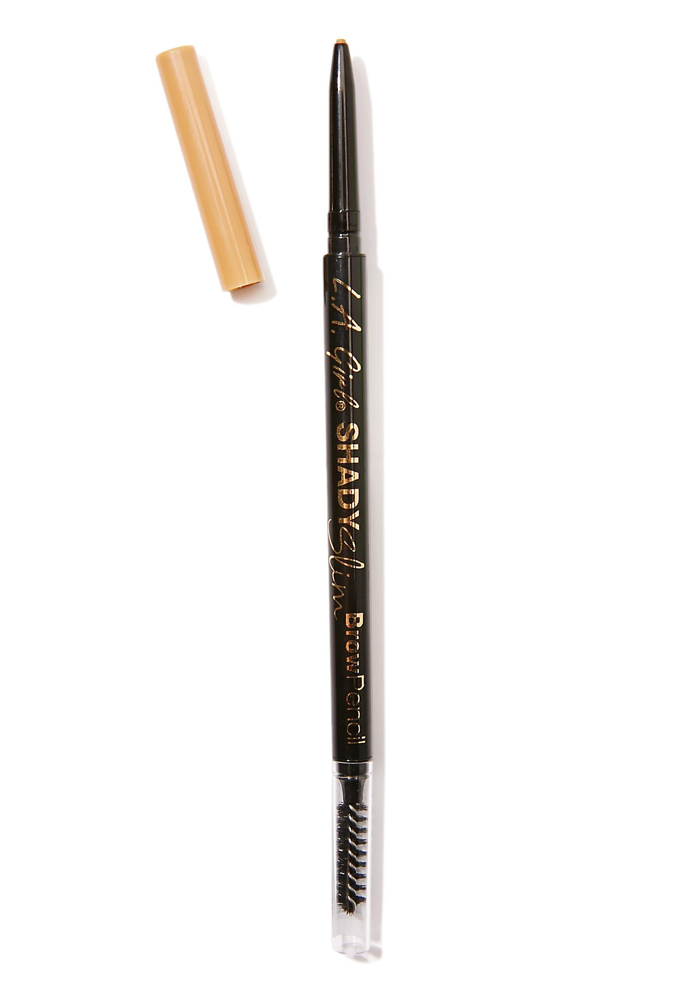LA Girl Shady Slim Blonde Brow Pencil