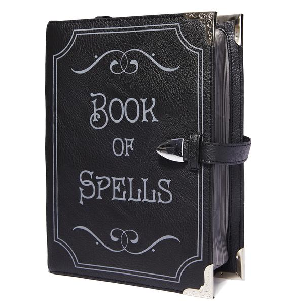 Current Mood Book Of Spells Satchel