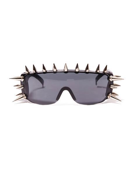 Get Tough Spike Sunglasses