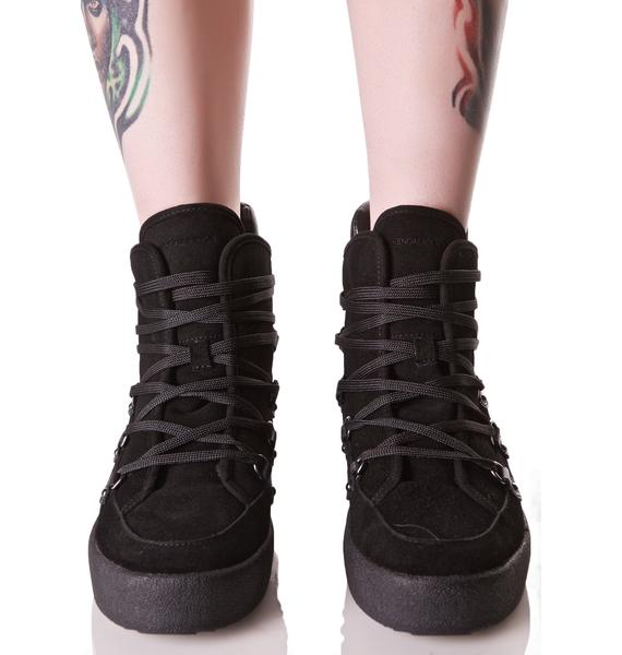 Kendall + Kylie Darby High Top Sneakers