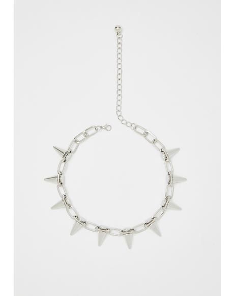 Danger Zone Spike Choker