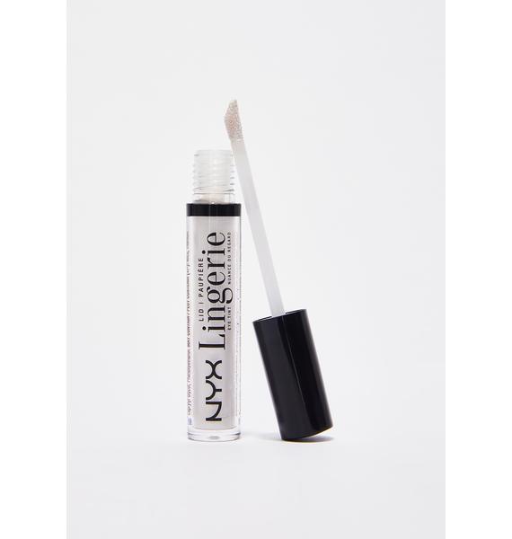 NYX White Lace Romance Lid Lingerie Eye Tint