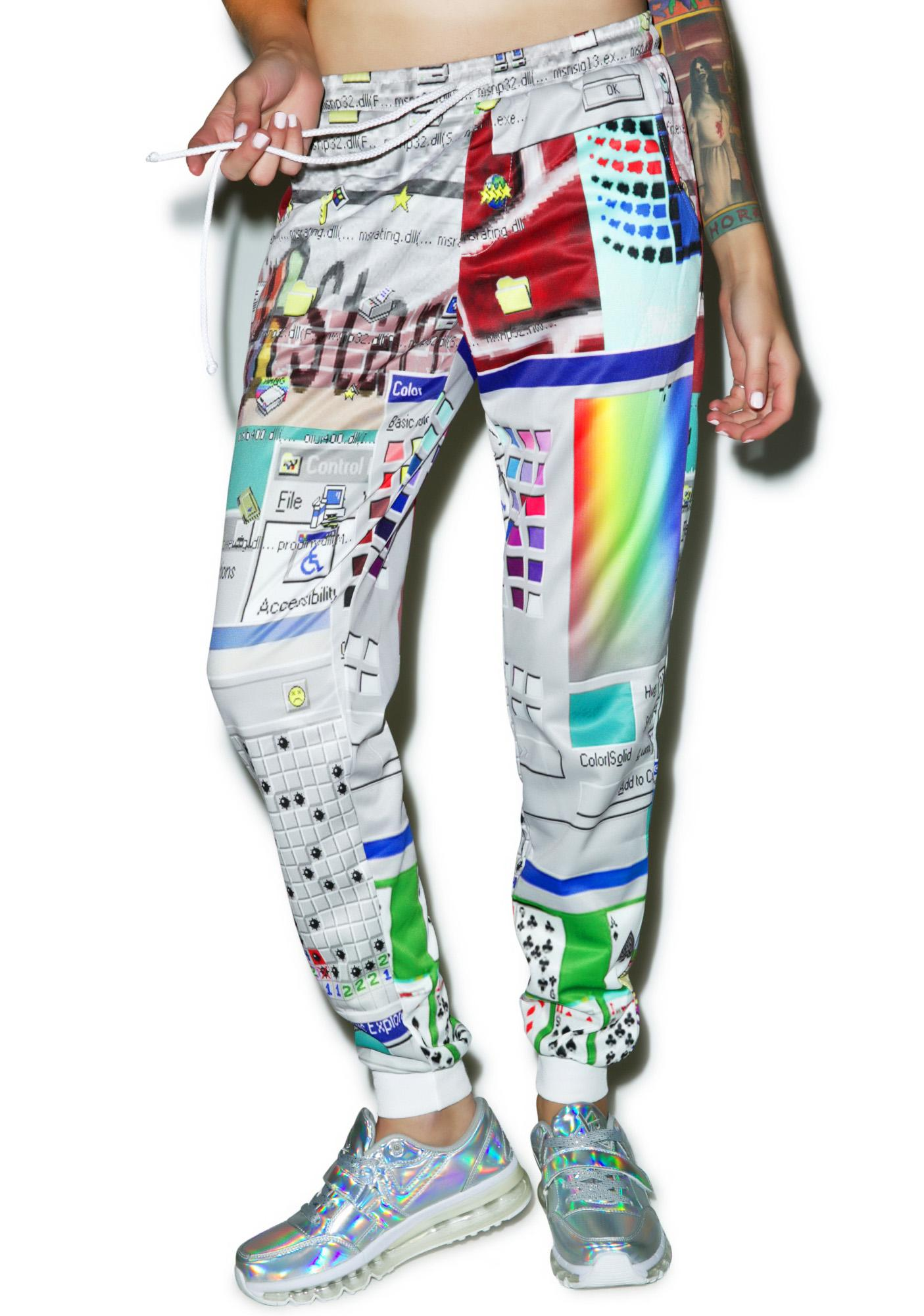 O Mighty Windowz 95 Sweatpants