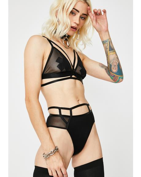 Lilith High Waist Knickers