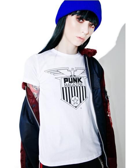 Punk Emblem Tee