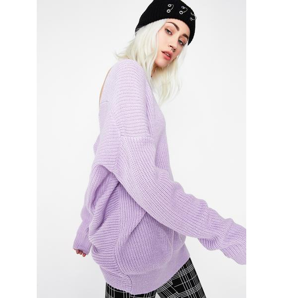 Hangin' By A Thread Sweater