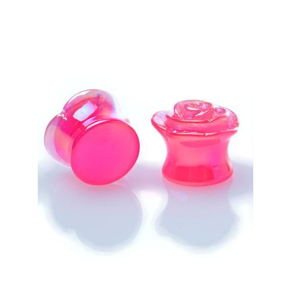 Soft Scent Rose Plugs