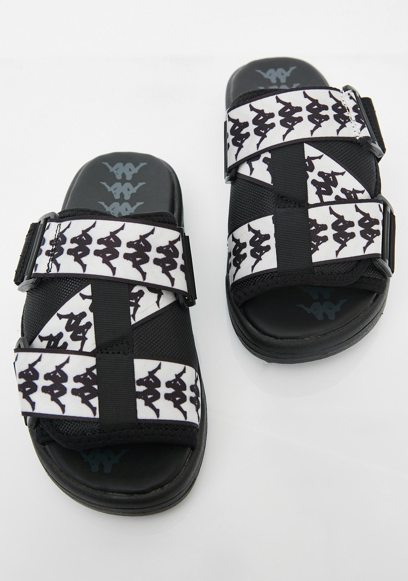 90b68880d ... Kappa 222 Banda Mitel 1 Sandals ...