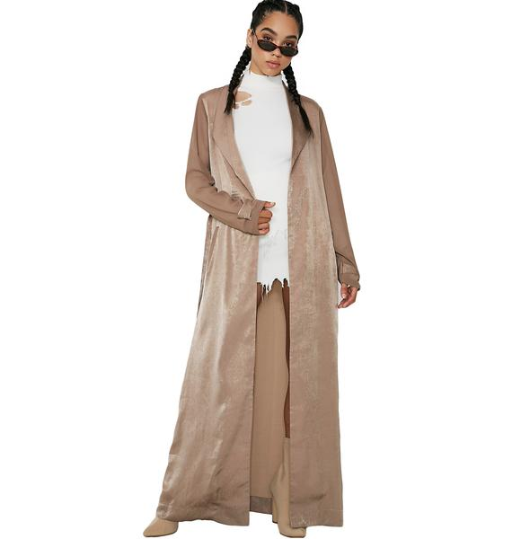 Mystery Solved Silky Duster