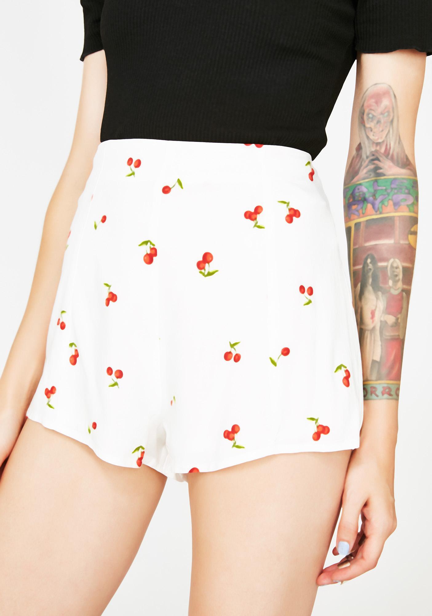 Badda Bing Cherry Shorts