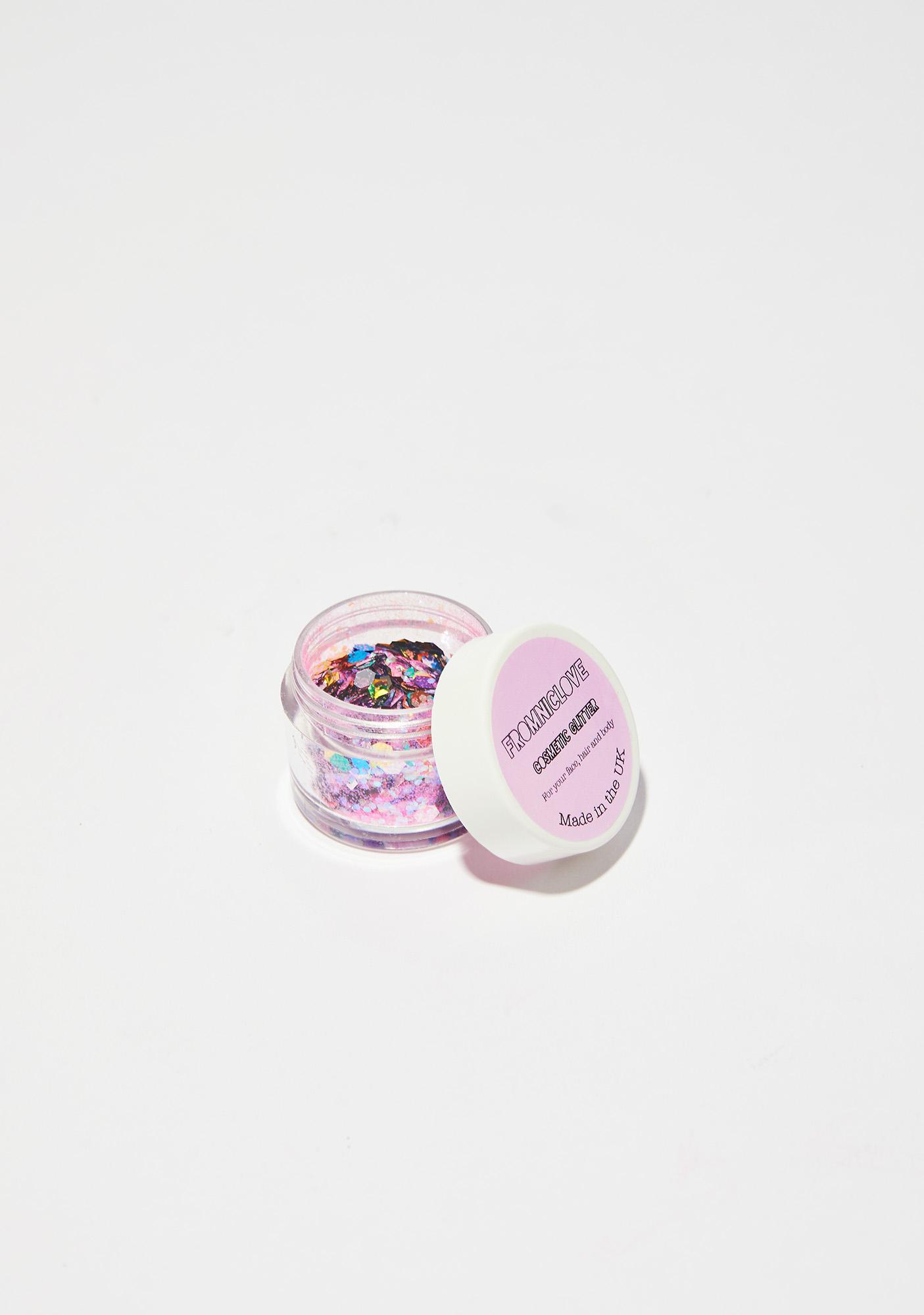 FromNicLove Tropical Glitter Pot
