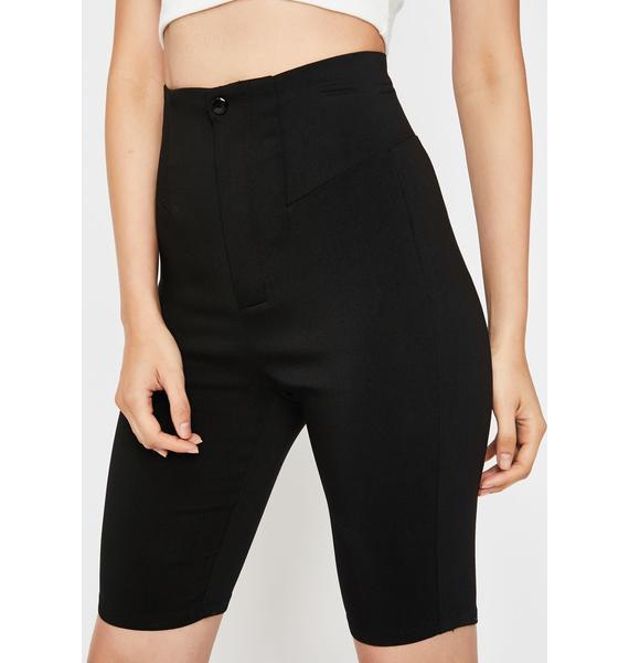 Stunna Swag High Waist Shorts