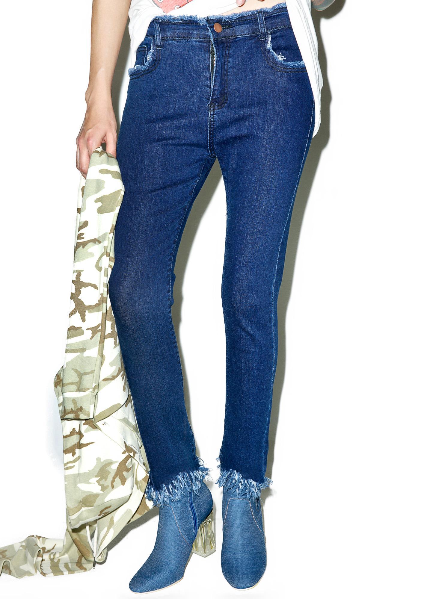 Rewrite Skinny Jeans