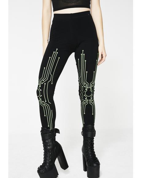 Body Circuit Leggings