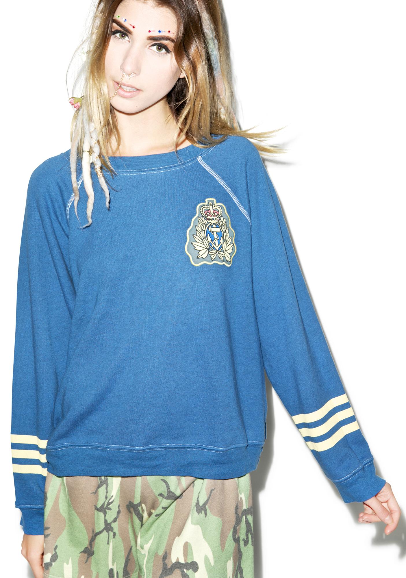 Wildfox Couture Captain Jack Kim's Sweater