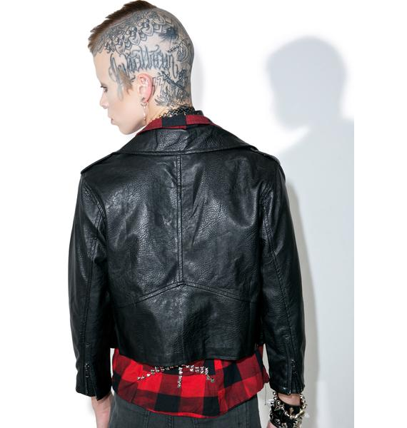 Gypsy Warrior Cherrybomb Moto Jacket