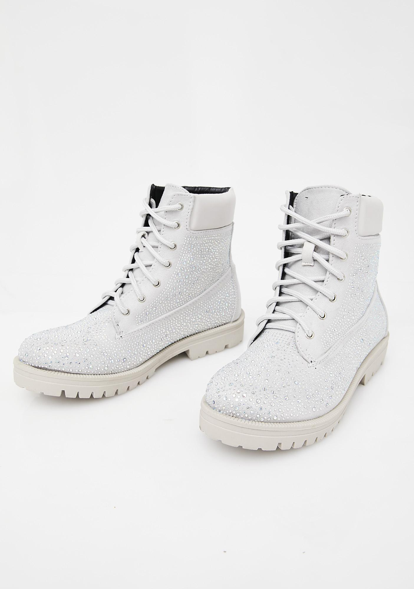 Diamond Crusher Boots