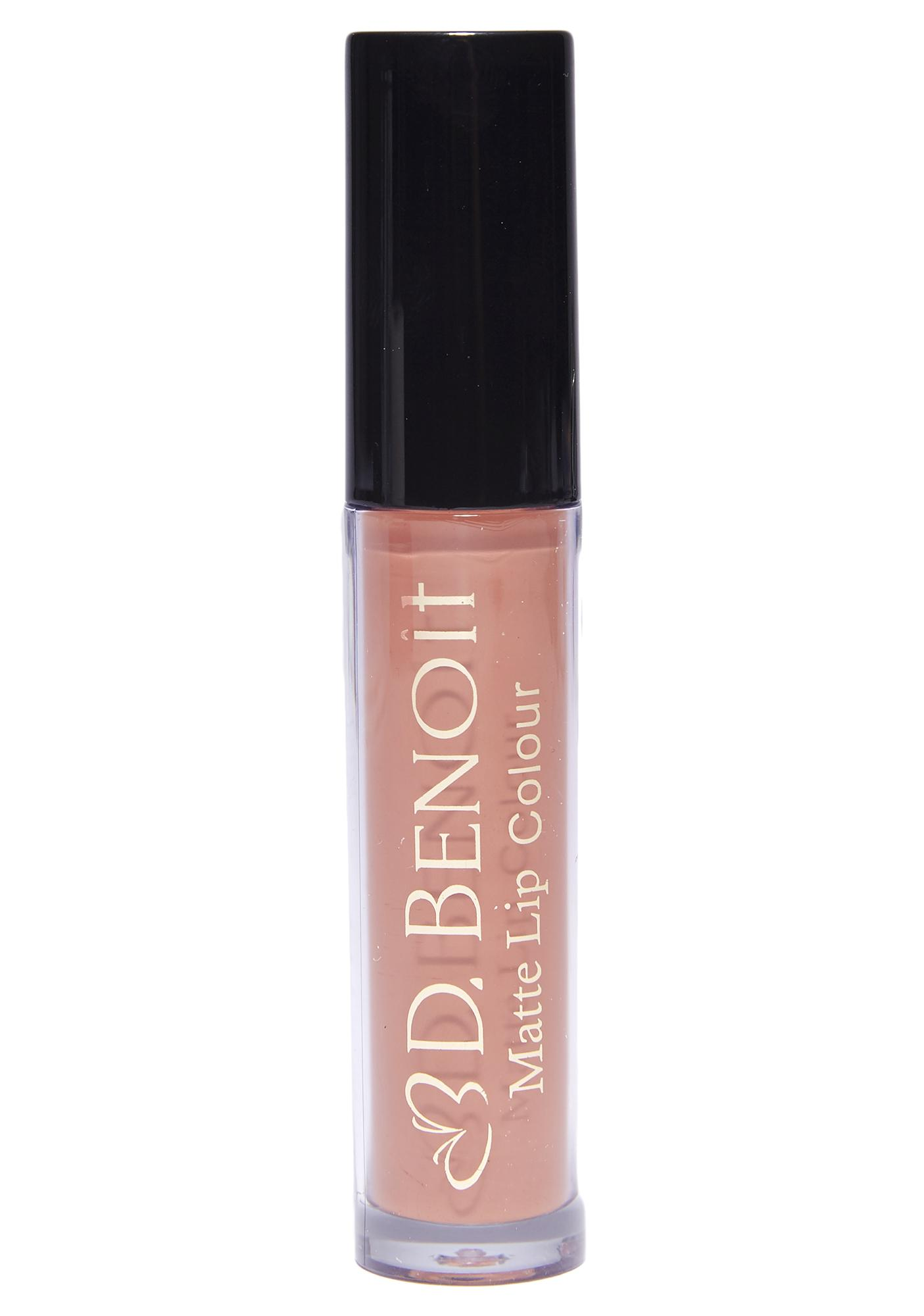 D. Benoit Perfection II Matte Lip Colour