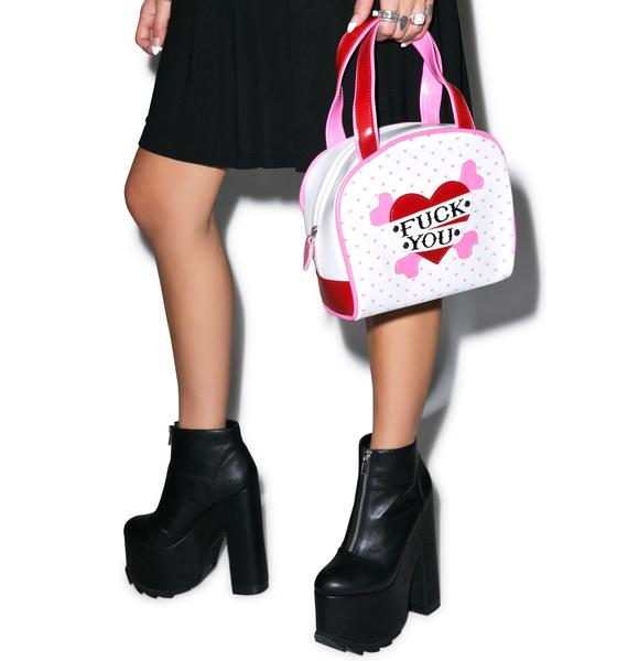 Club Exx My Fukken Valentine Bag