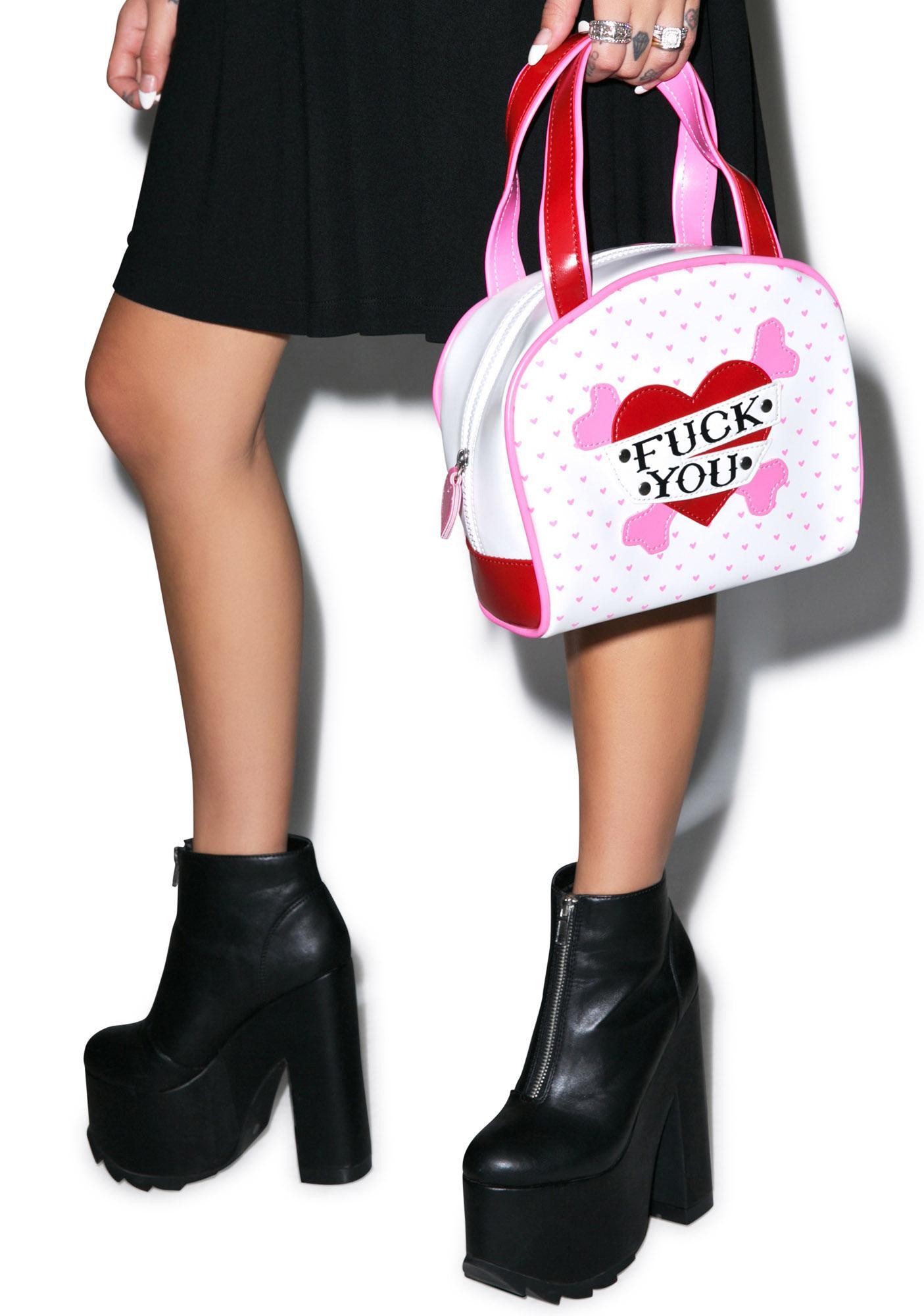 My Fukken Valentine Bag