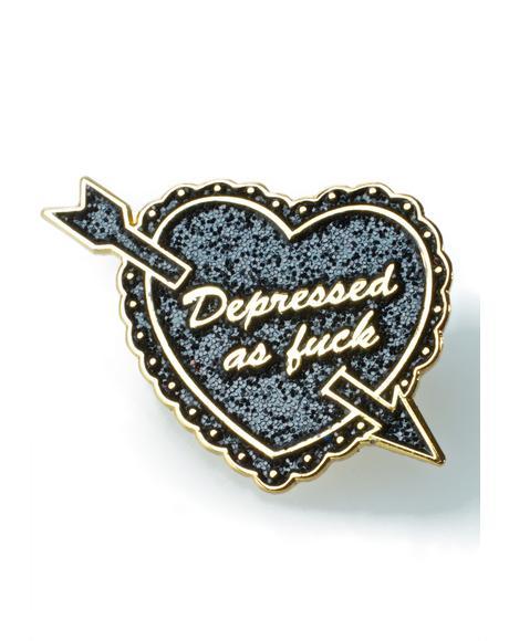 Depressed AF Pin