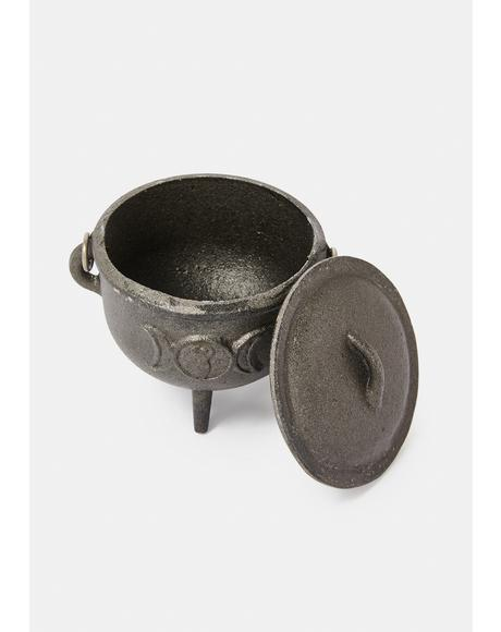 Toil & Trouble Mini Cauldron