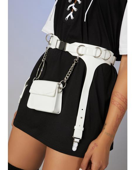 Always Bossy Garter Belt Bag